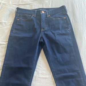 Spanx stretch jeans. 26